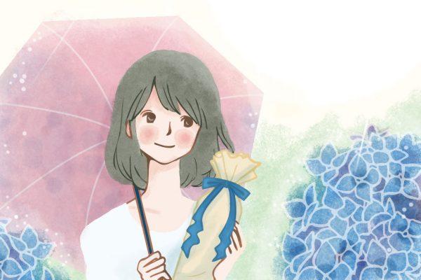 の 候 仲夏