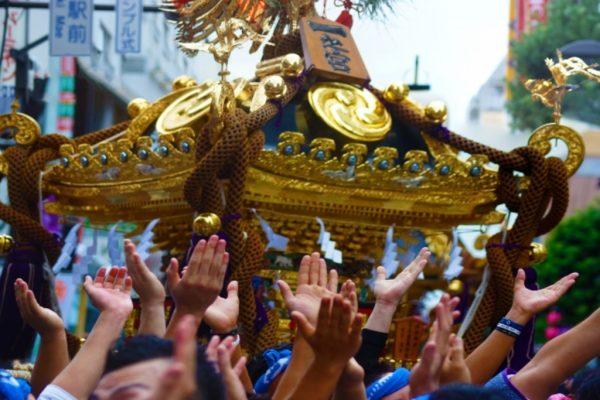 山王祭とは、日枝神社の祭り?神輿や山車は出る?歴史と見どころ ...